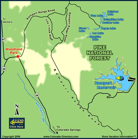 colorado map of fishing in rart reservoir fishing map colorado vacation directory
