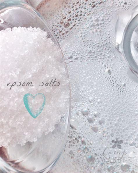 Magnesium Detox Foot Bath by 5 Benefits Of A Mini Detox Foot Soak C Wander