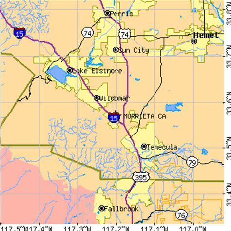 murrieta ca map murrieta california ca population data races