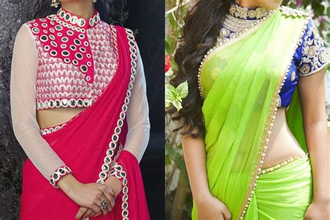 how to design clothes at home how to design a plain saree at home