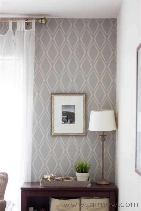 removable wallpaper target patterned wallpaper accent wall in the office removable