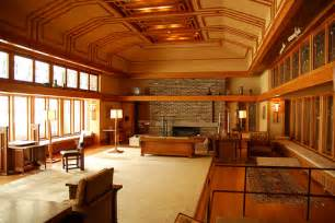 frank lloyd wright interiors photo