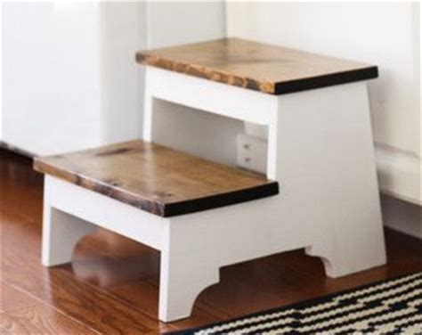 Children S Wooden Step Stool by Best 25 Step Stools Ideas On 3 Step Stool