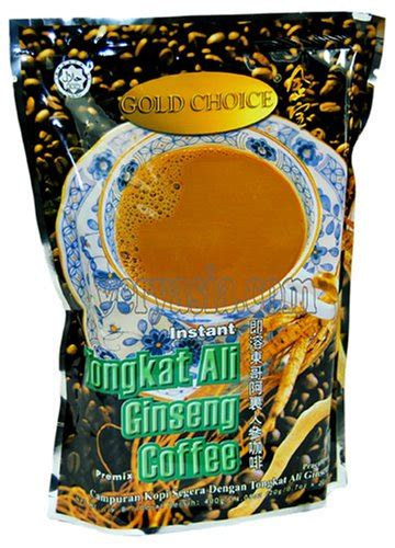 Cni Ginseng Coffee 20 Sachets instant gold choice instant tongkat ali ginseng coffee