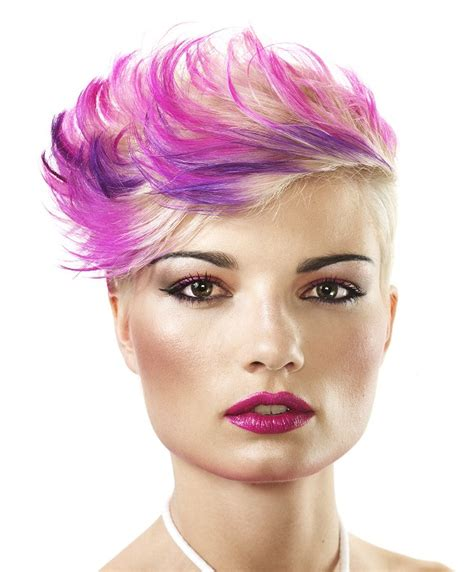 short haircut styles from philippines a short blonde hairstyle from the ph studio collection no