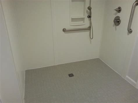 Wheelchair Accessible Showers by Handicap Safe Bathrooms In Mount Pa