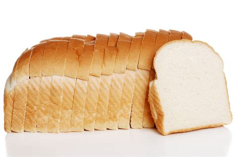Handmade White Bread - white bread is a bomb of sugar that can make you