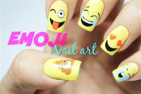 imagenes de uñas emoji decoraci 243 n de u 241 as emoji decoraci 243 n de u 241 as emoji youtube