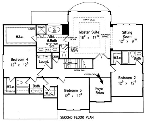 floor plan front view house plans