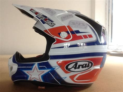 motocross helmet wraps mx helmet graphic printing custom mx graphic printing