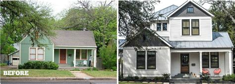 Small Home Additions Before After The Top 5 Makeovers Of 2015