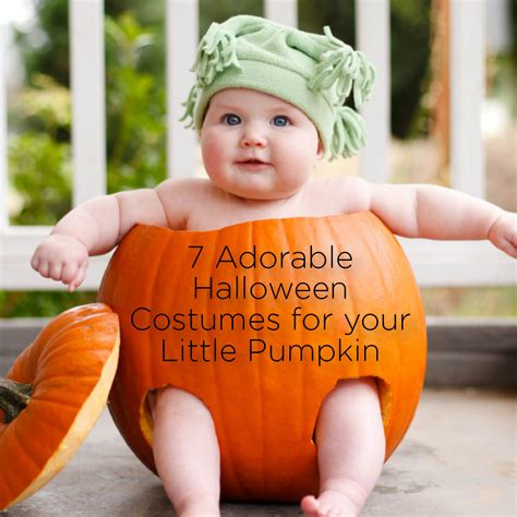 7 Adorable Costumes For 7 adorable costumes for your pumpkin