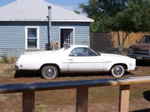 1974 Chevrolet El Camino 1974 Chevrolet El Camino Pictures Cargurus