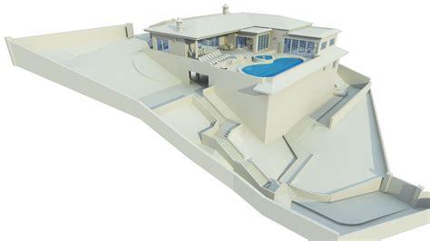 Home Plan 3d Photo Gallery Luxury Villa For Rent Near Alicante Costa