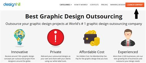 graphics design outsourcing how to outsource design projects at designhill designhill