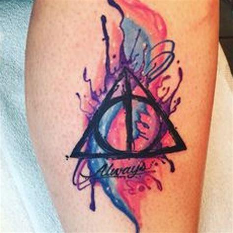 17 tatuagens incr 237 veis inspiradas em harry potter