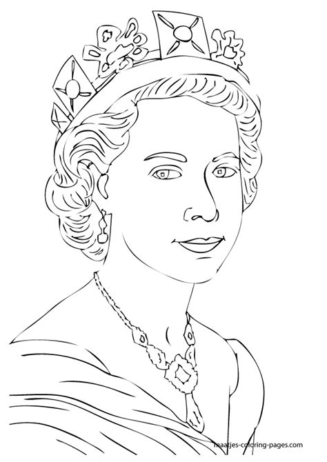 coloring pages queen elizabeth 1 queen 20 characters printable coloring pages