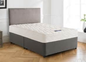 silentnight westland miracoil divan bed medium firm