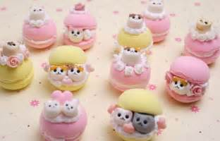 Think macarons can t get any cuter these 22 super cute character