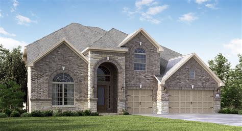 New Construction Homes In Houston Builders Houston Announces New Model Home In Cinco