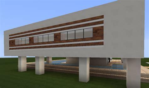 minecraft huis modern house 473 inclusief map en