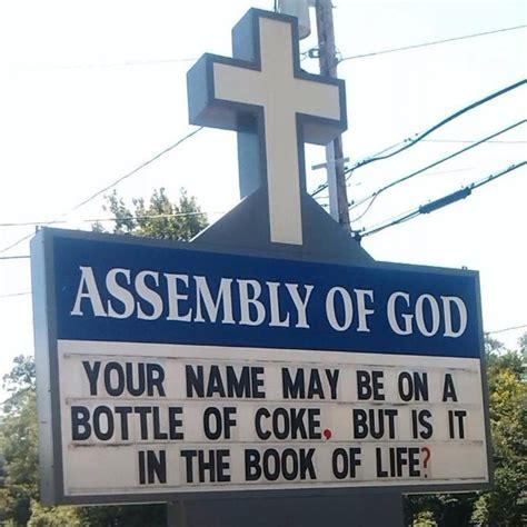Church Sign Meme - the 25 best funny church signs ideas on pinterest
