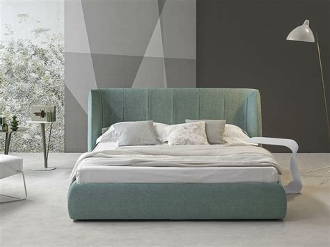 double bed padded headboard double bed with upholstered headboard basket plus by