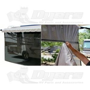Ez Awning by Carefree 15 X 8 Ez Zipblocker Awning Sun Blocker