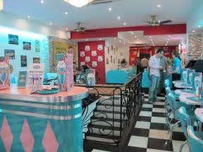 retro 50s diner decor 1950 diner booths hd diner in opera main floor