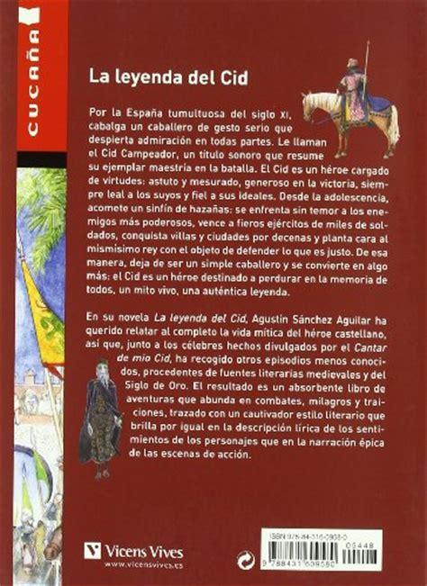 la leyenda del cid leer online los libros de la leyenda del cid cuca 241 a n c colecci 243 n cuca 241 a gratis baurutitan