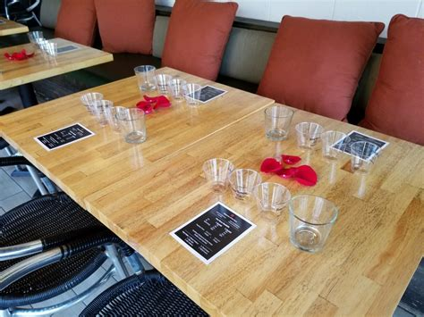 Tasting Table Chicago by Recap Our Four Roses Tasting At The Rookery Chicago Bourbon