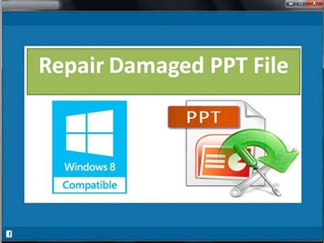 Download Free Repair Damaged Ppt Files Free Free Ppt File