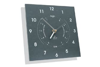 Nigels Eco Store To Set Up Shop by Tide Clock Ss Tide Time Clock