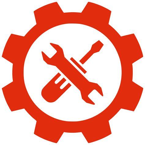 clipart gear tools