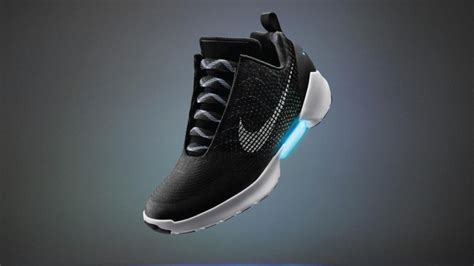 nike is giving away back to the future self tying shoes