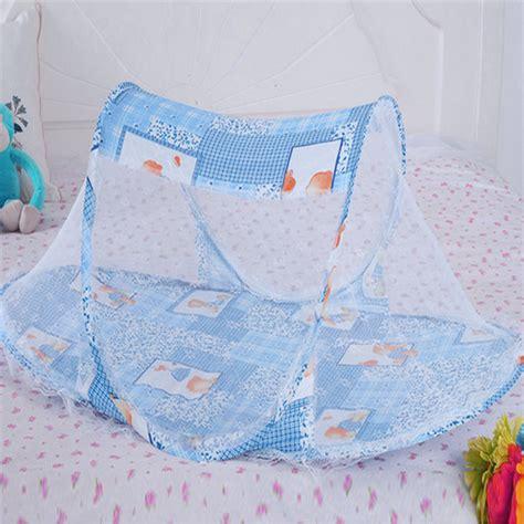 Crib Mattress Cushion Crib Mattress Cushion New Portable Infant Baby Bed Crib Foldable Mosquito Net Infant Cushion