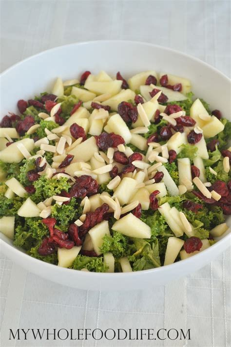 What To Put On A Salad Whole Foods Detox by Kale Salad Whole Foods