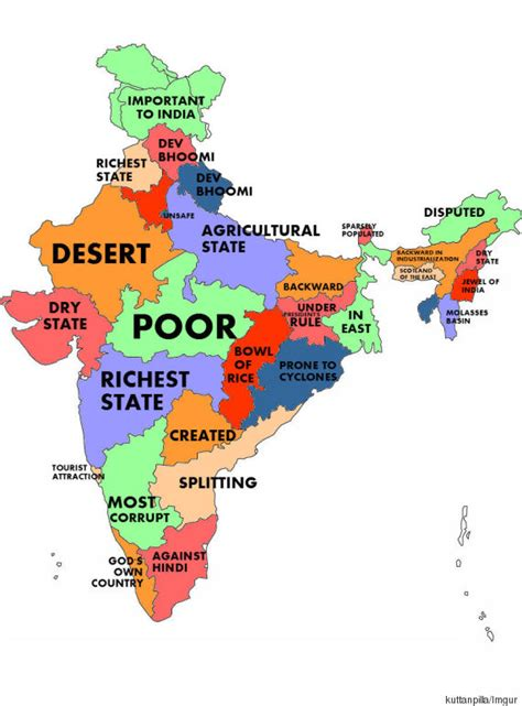 on india what the world thinks of indian states according to
