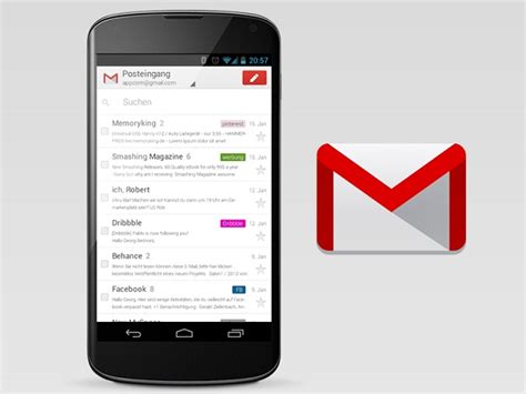 gmail android gmail for android soon to ads apk teardown reveals techie news