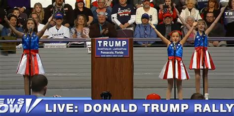 donald trump song donald trump get his own theme song from the freedom kids