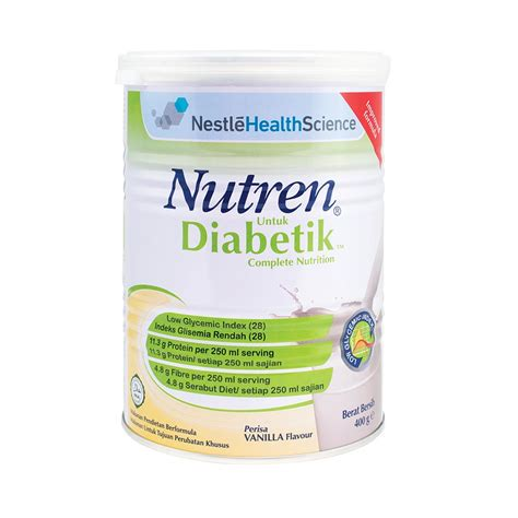Nutren Diabetes 400 Gram health shop nutren diabetik 400g