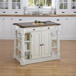 buy americana granite kitchen island tables hgtv