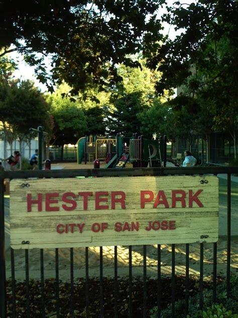 hester park playgrounds  naglee ave rose garden
