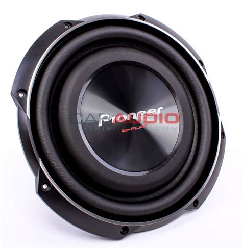 Speaker Subwoofer Pioneer new pioneer ts sw2502s4 10 quot 1200w 4 ohm car audio subwoofer slim shallow speaker ebay