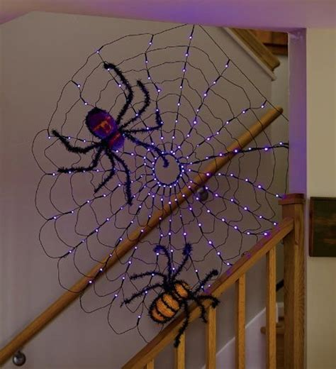 deco ideas 40 awesome halloween indoor d 233 cor ideas digsdigs