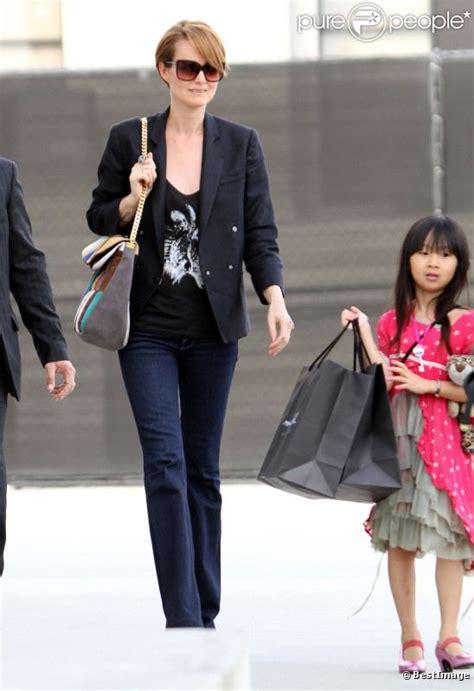 Laeticia Hallyday complice avec sa petite Jade, une mini