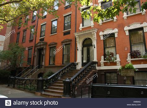 buy house in brooklyn ny houses in brooklyn heights new york usa stock photo royalty free image 16525037 alamy