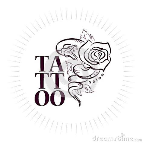 tattoo logo template vector tattoo symbol stock vector image 65343199