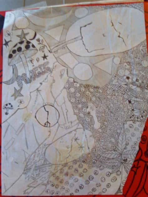 9 Drawings On Acid by Acid Trip Drawings By Carrebear On Deviantart