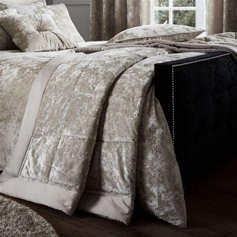 crushed velvet comforter crushed velvet bedspread natural cream tonys textiles